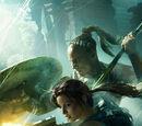 Lara Croft and the Guardian of Light/Artwork