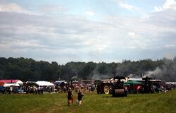Duncombe Park rally field 2009 - IMG 7611 edited