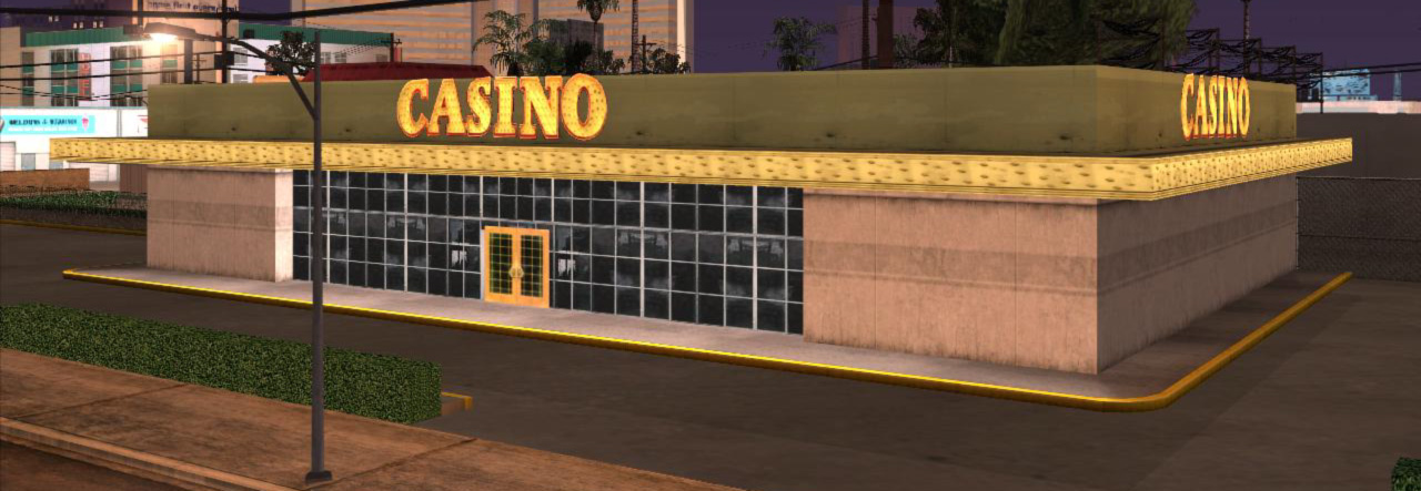San andreas casinos locations suncruz casino in daytona beach