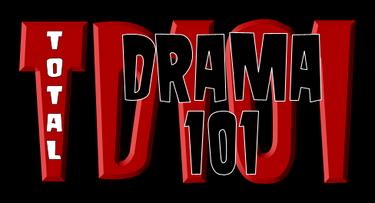 Total Drama 101 Logo