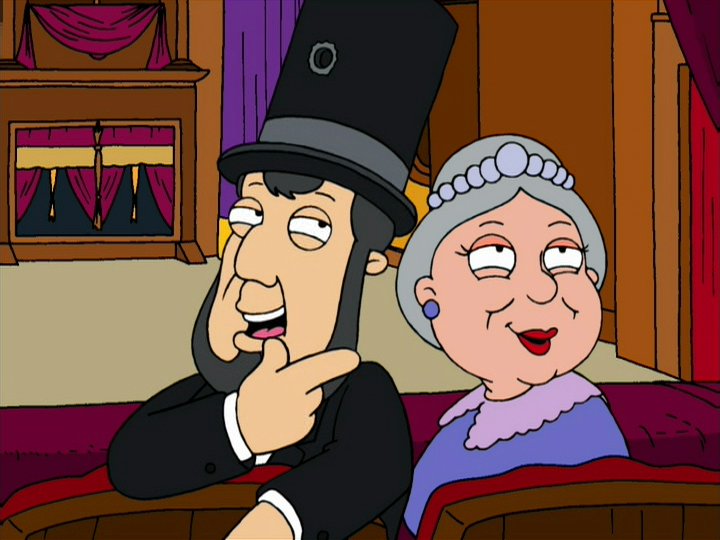 Abraham Lincoln Family Guy Wiki