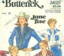 Butterick 5629