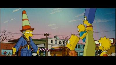 M Farhan Nabil The Simpsons Movie