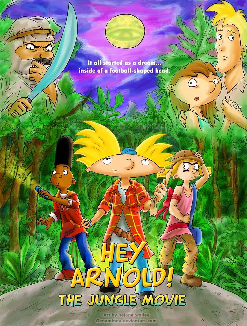 Hey Arnold Film