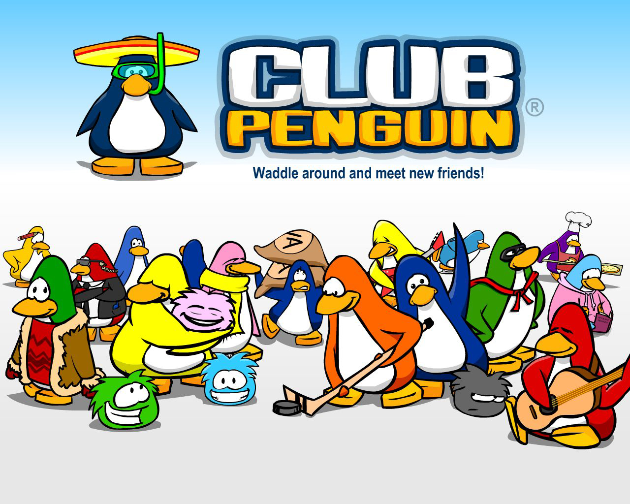 play old club penguin missions