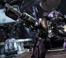 War for Cybertron weapons
