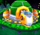 Sonic Rivals bosses