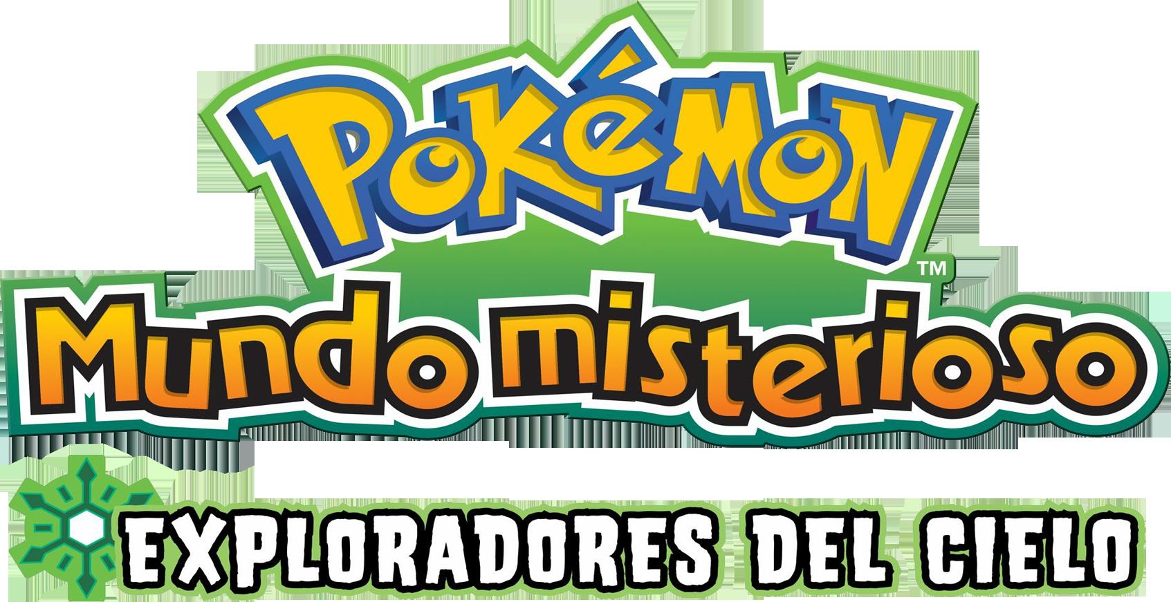Pokemon Mundo Misterioso Exploradores Dela Oscuridad