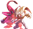 Mega Man Zero 3 Character Images