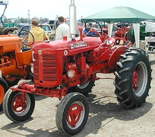 Farmall Super A : Farmall super a tractor construction plant wiki the