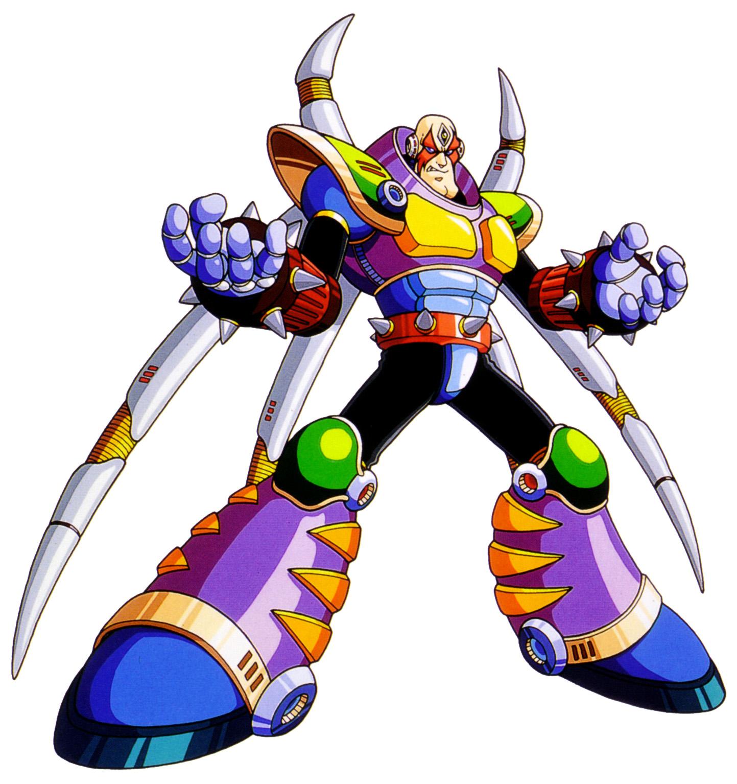Mmkb The Mega Man Knowledge Base: Neo 2SigmaX3