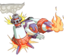 Mega Man ZX Character Images