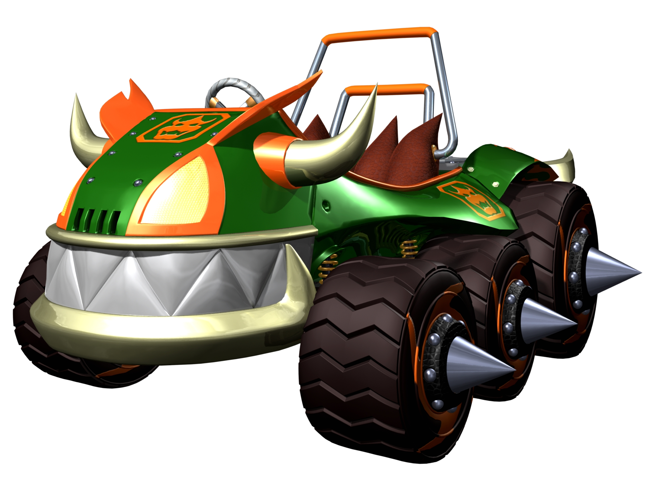 Koopa King Mario Kart Double Dash Wiki