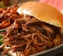 BBQ Pulled Pork Sandwiches by Elle Bee