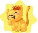 Happy Kitty Plushie