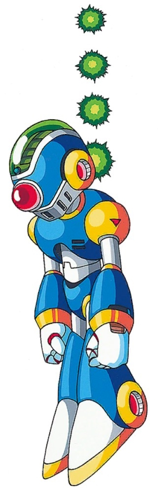 Hanged Reploid Mmkb The Mega Man Knowledge Base Mega