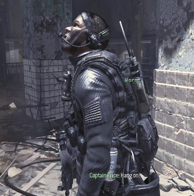 Worm Modern Warfare 2 Call Of Duty Wiki Wikia