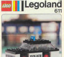 611 Police Car