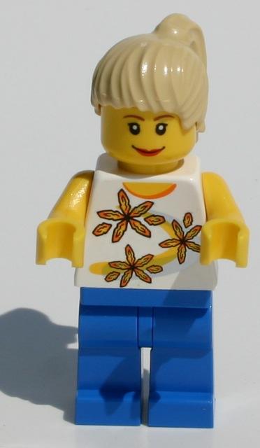 Lego Frau