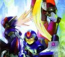 Mega Man X8 Script (Axl's story)