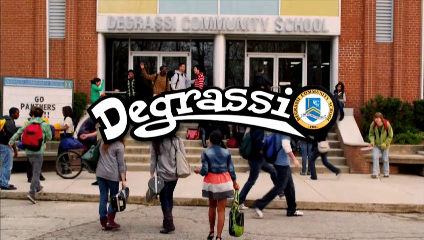 affiche Degrassi : Nouvelle g�n�ration