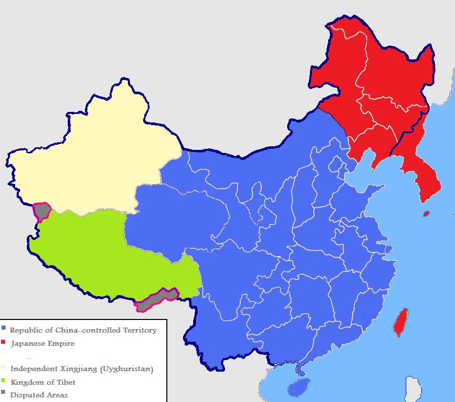 World History/The Unification of China