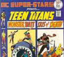 DC Super-Stars/Covers