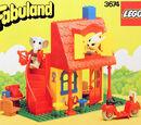 3674 Bonnie Bunny's New House
