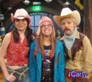 The Cowboy With A Mustache And The Idiot Farmgirl Who Thought The Mustache Was A Squirrel