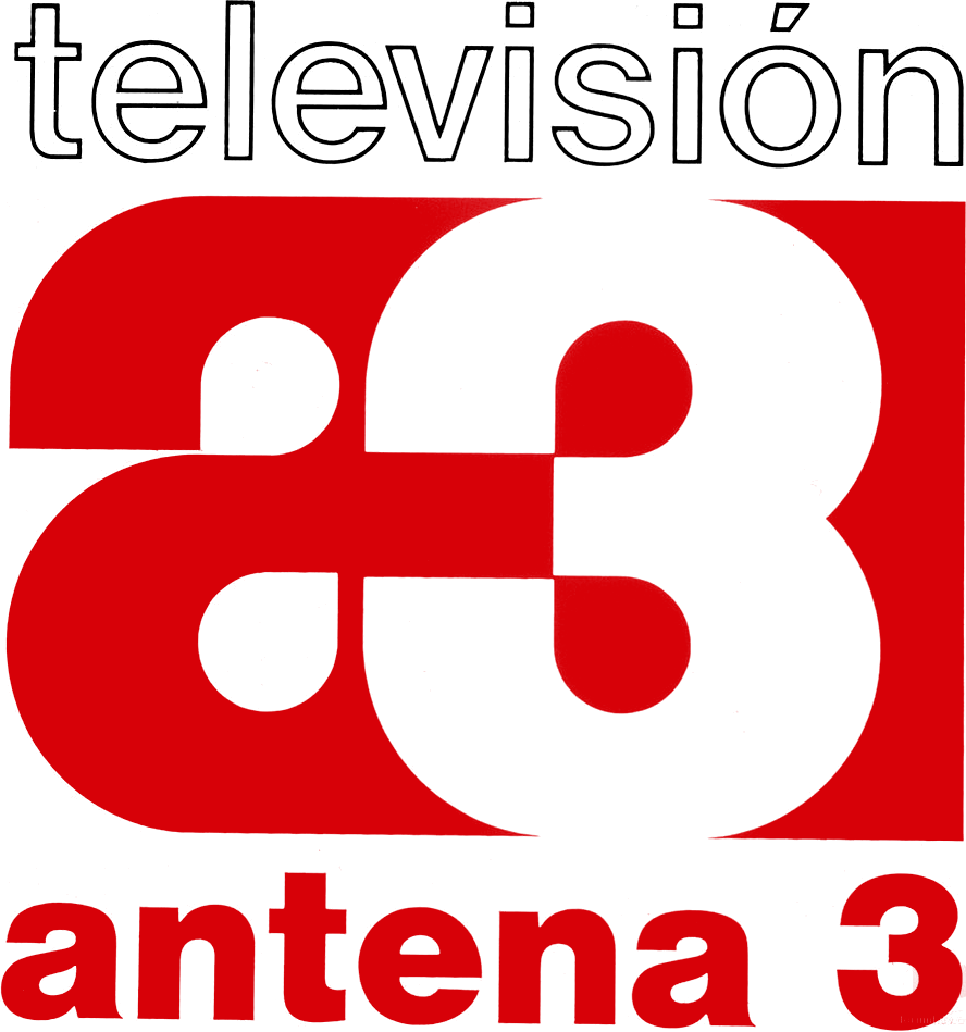 antena 3 logopedia the logo and branding site. Black Bedroom Furniture Sets. Home Design Ideas