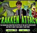 Ben 10: Krakken Ataca