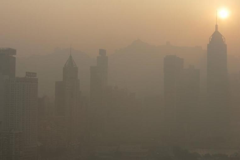 air pollution in hk Where the wind blows: how china's dirty air becomes hong kong's problem.