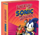Adventures of Sonic the Hedgehog DVD images