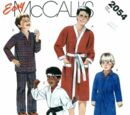 McCall's 2054 A
