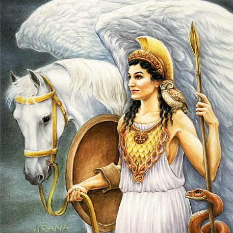 greek god of wisdom