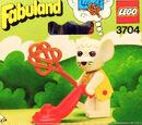 3704 Marjorie Mouse