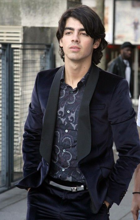 Jonas Brothers Joe