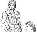 Resident Evil 3: Nemesis Concept Art