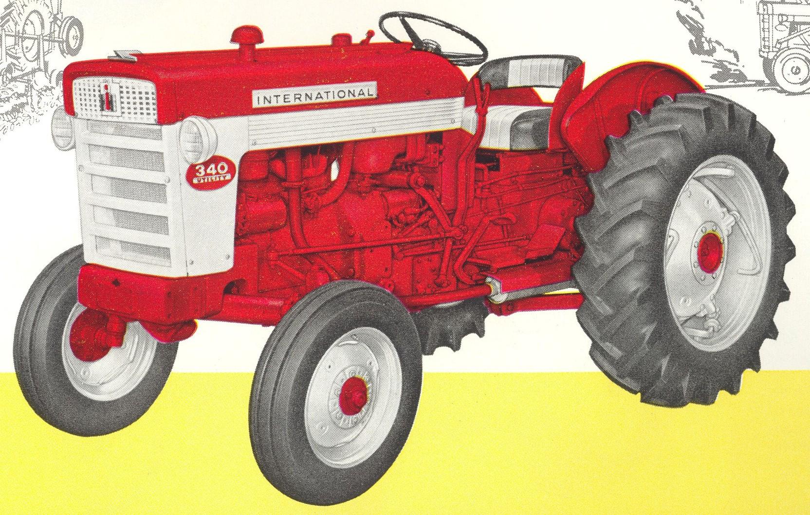 1958 International Tractor : International tractor construction plant wiki