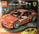 8143 Ferrari 1:17 F430 Challenge