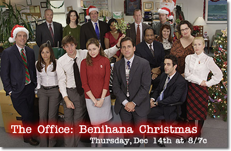 theoffice christmas - The Office Christmas Episodes