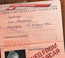 Card 107: Irina Spasky
