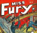 Miss Fury Vol 1 1