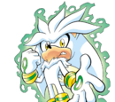Silver the Hedgehog (Pre-Super Genesis Wave)