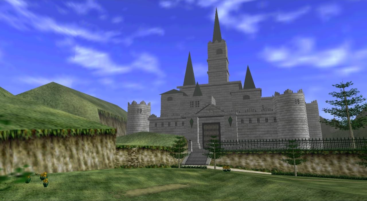 Shadow Room Ganon S Castle