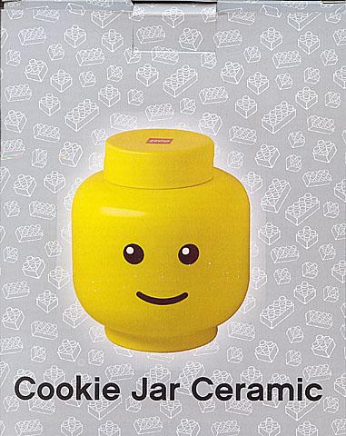 4541569 Cookie Jar Ceramic Minifig Head Brickipedia