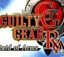 Guilty Gear RoA