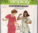 Simplicity 7761 A