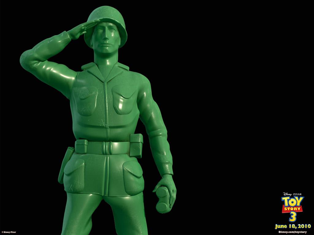 Sarge (Toy Story) - Disney Wiki