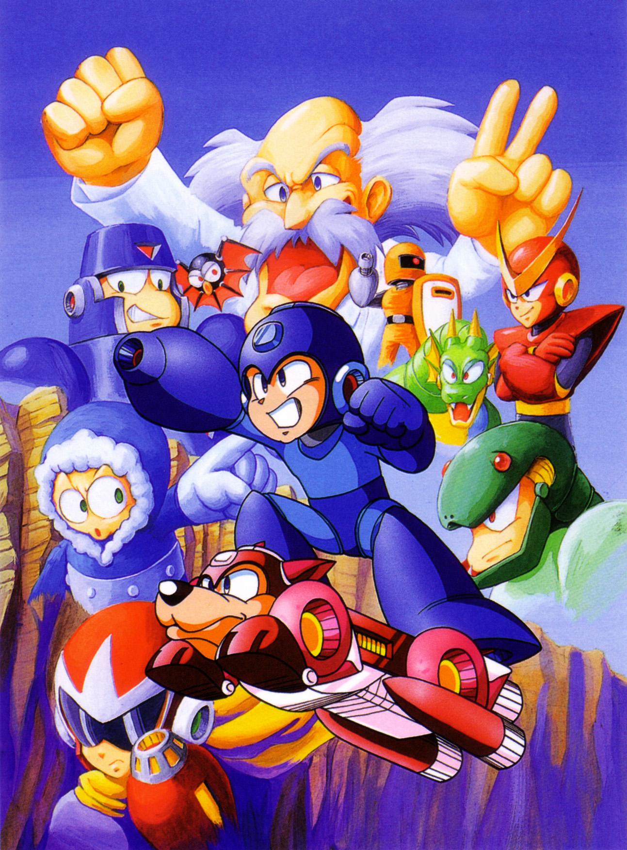 Mega Man The Wily Wars Mmkb The Mega Man Knowledge